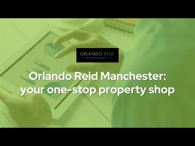 What makes Manchester the potential property hub?  - Orlando Reid