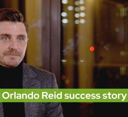Orlando Reid's all about people'', says Jack Reid - Orlando Reid