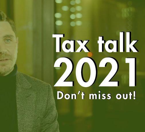 Tax savings. All you need to know explained - Orlando Reid
