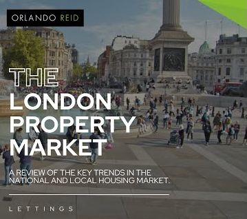 The London Lettings Market update - Key trends - Orlando Reid