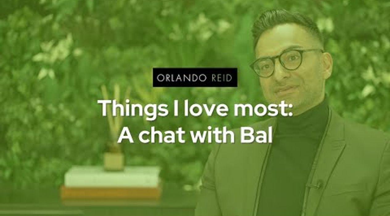 Bal Arora talks about his past, present and future | Orlando Reid - Orlando Reid