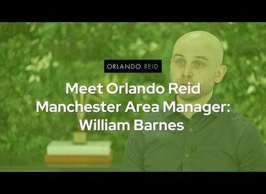 Area Manager William Barnes shares about his profession and his life in Manchester - Orlando Reid