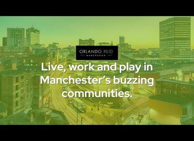 William & Charley Smith Talk About Central Manchester's Buzzing Communities - Orlando Reid