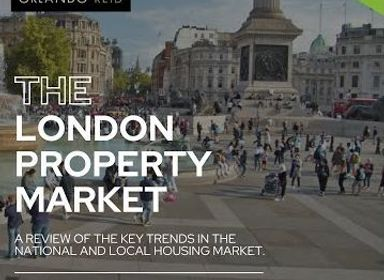The London Lettings Market update - Key trends - Orlando Reid